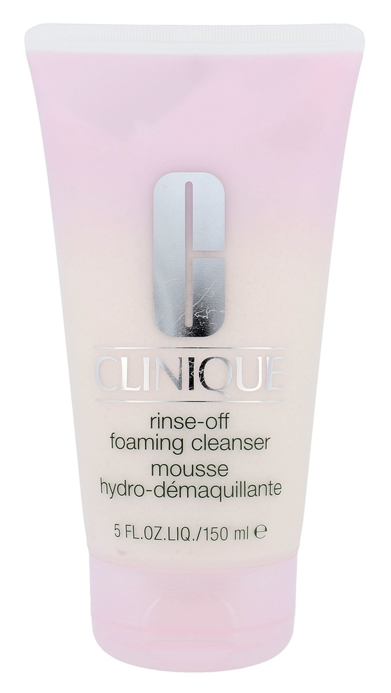 Clinique Rinse Off Cleansing Mousse 150ml (All Skin Types)