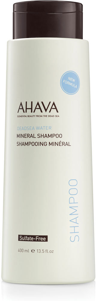 Ahava Deadsea Water Mineral Shampoo Shampoo 400ml (All Hair Types)