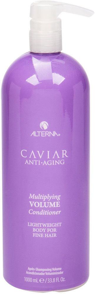 Alterna Caviar Anti-Aging Multiplying Volume Conditioner 1000ml (Fine Hair)