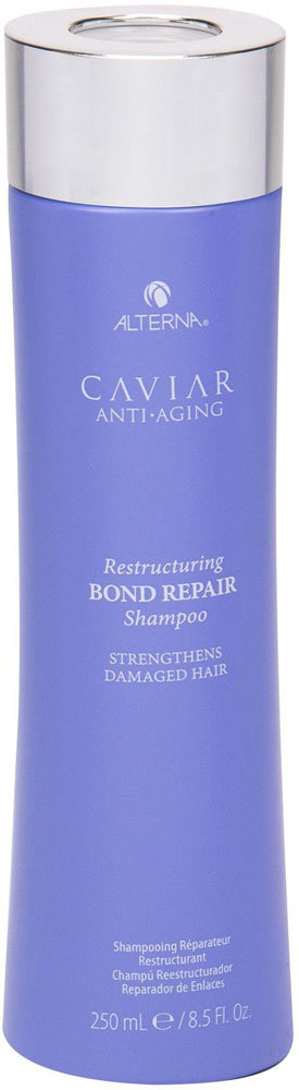Alterna Caviar Anti-Aging Restructuring Bond Repair Shampoo 250ml (Damaged Hair)
