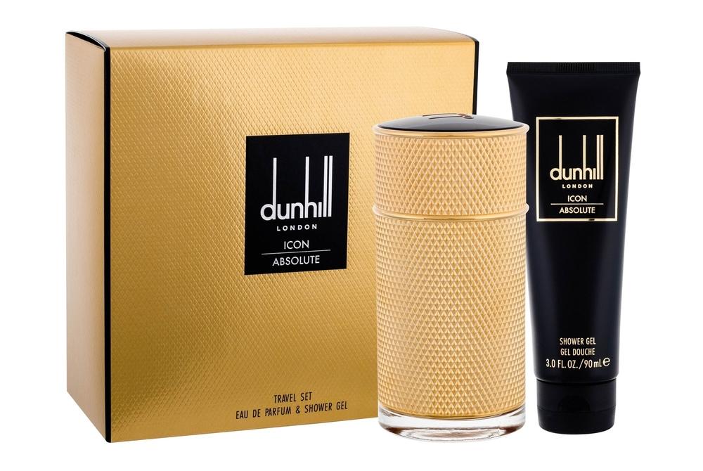 Dunhill Icon Absolute Eau De Parfum 100ml Combo Edp 100 Ml + Shower Gel 90 Ml oμορφια   αρώματα   αρώματα ανδρικά