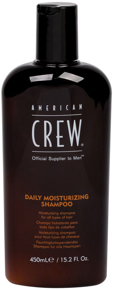 American Crew Classic Daily Moisturizing Shampoo 450ml (All Hair Types)