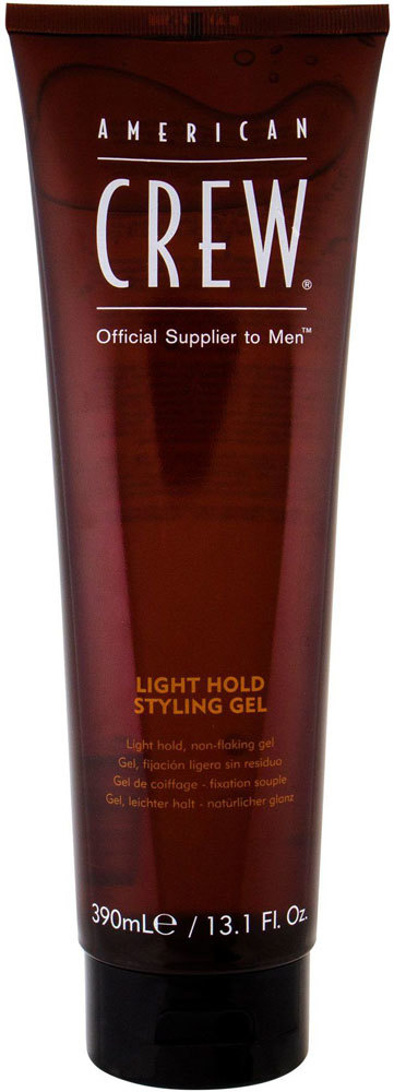 American Crew Style Light Hold Styling Gel Hair Gel 390ml (Light Fixation)