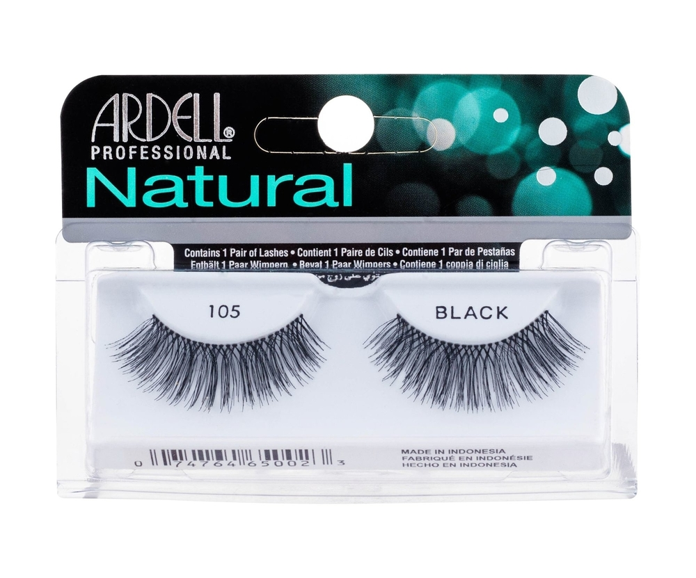 Ardell Ardell Natural Lashes 105 Black