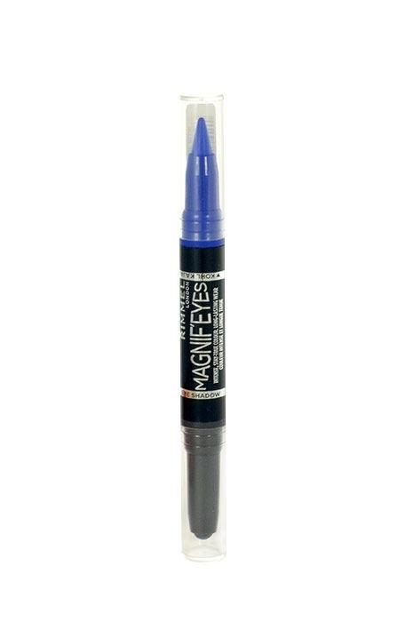 Rimmel London Magnif Eyes Eye Shadow 1,6gr 004 Dark Side Of Blue