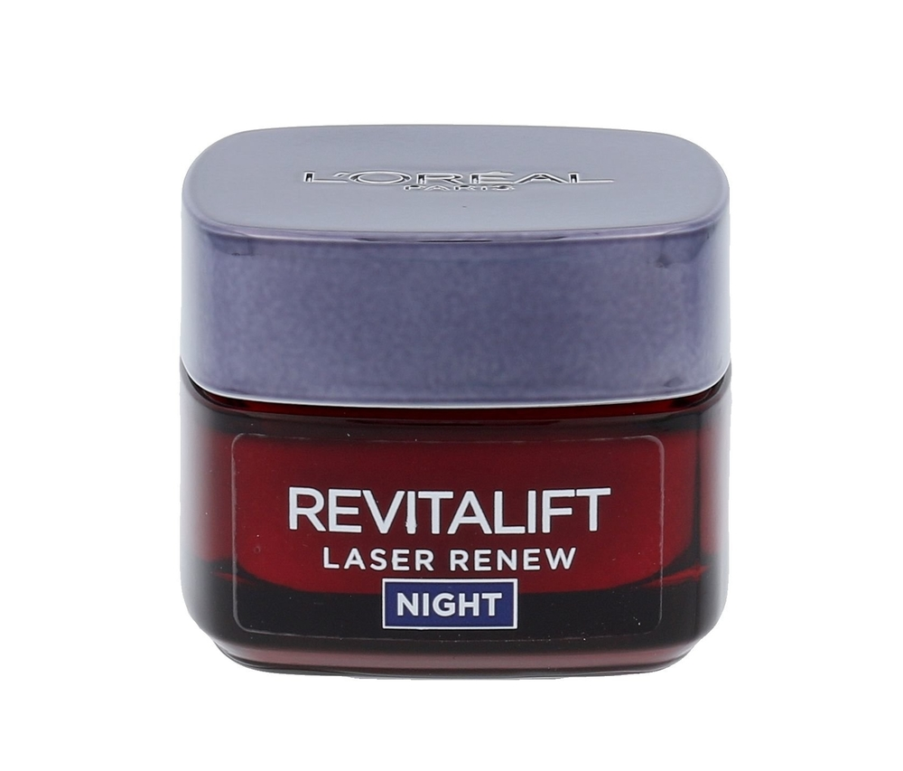 L/oreal Paris Revitalift Laser Renew Night Skin Cream 50ml (Wrinkles - All Skin Types)