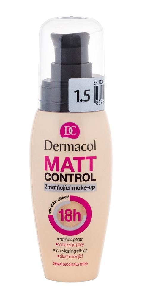 Dermacol Matt Control Makeup 30ml 1.5