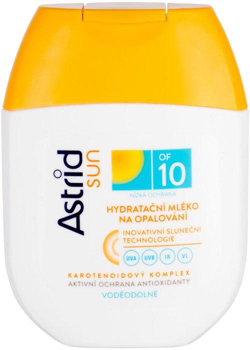 Astrid Sun Moisturizing Suncare Lotion SPF10 Sun Body Lotion 80ml (Waterproof)