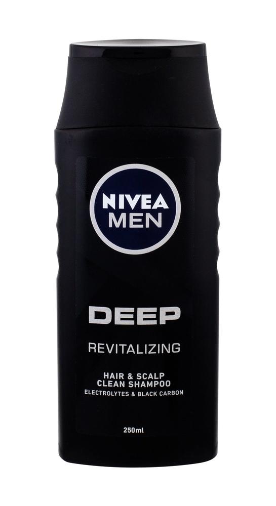 Nivea Men Deep Revitalizing Shampoo 250ml (Normal Hair)