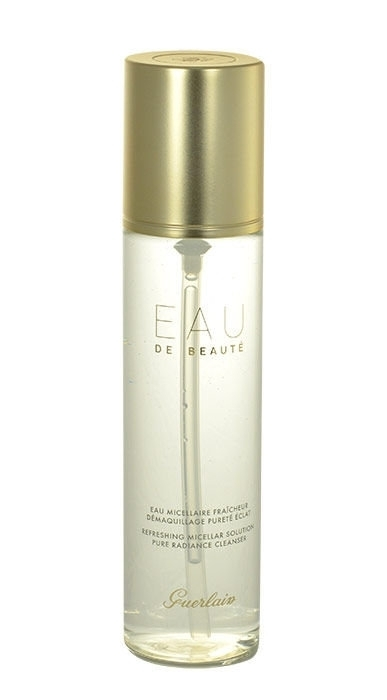 Guerlain Eau De Beaute Pure Radiance Cleanser Micellar Water 200ml (All Skin Types)