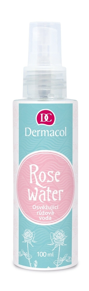 Dermacol Rose Water Facial Lotion 100ml (All Skin Types)