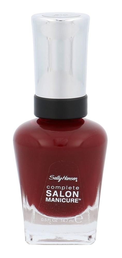 Sally Hansen Complete Salon Manicure Nail Polish 14,7ml 610 Red Zin