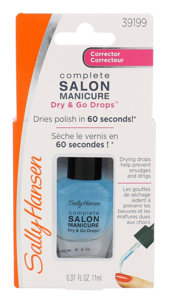 Sally Hansen Complete Salon Manicure Dry & Go Drops Nail Polish 11ml