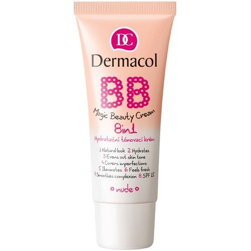 Dermacol Beauty Magic Cream SPF8 In 1 30ml Shell oμορφια   πρόσωπο   κρέμες προσώπου