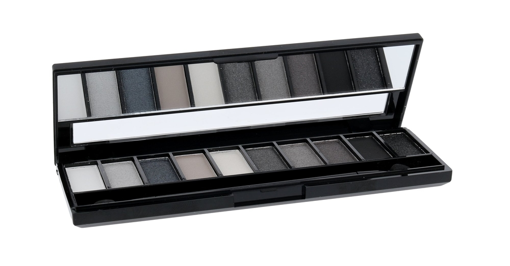 Gabriella Salvete Palette 10 Shades Eye Shadow 12gr 03 Grey