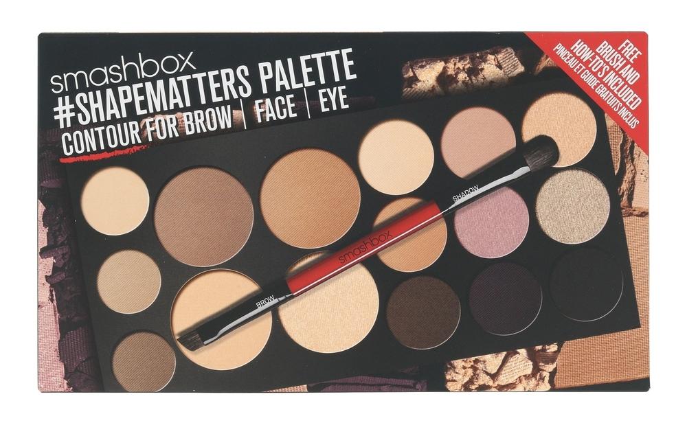 Smashbox Shapematters Palette Powder 30,33gr Combo: Complete Makeup Palette oμορφια   μακιγιάζ   μακιγιάζ προσώπου   σετ μακιγιάζ