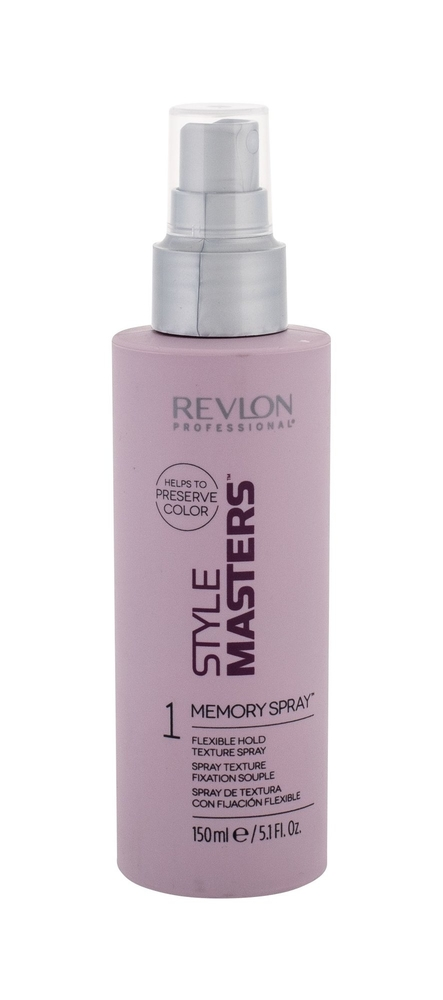 Revlon Professional Style Masters Creator Memory Spray Hair Spray 150ml (Light Fixation)