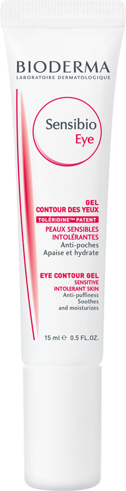 Bioderma Sensibio Eye Eye Gel 15ml