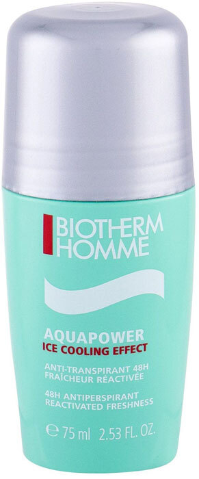 Biotherm Homme Aquapower Antiperspirant 75ml (Roll-On)