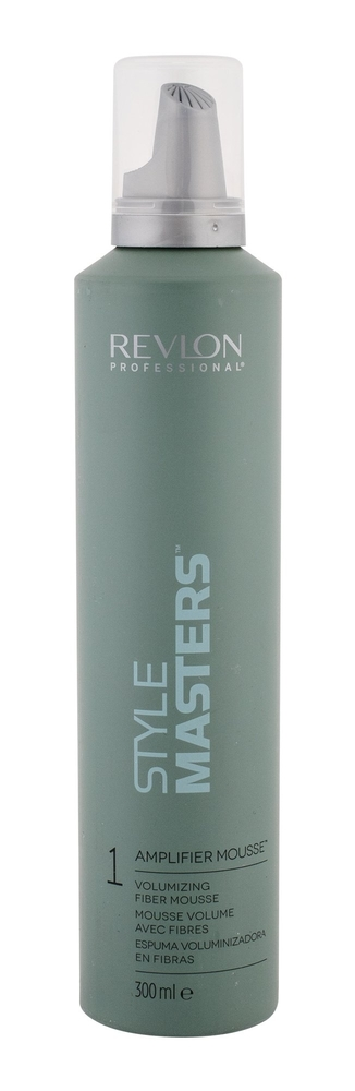 Revlon Professional Style Masters Volume Amplifier Mousse Hair Mousse 300ml (Medium Fixation)