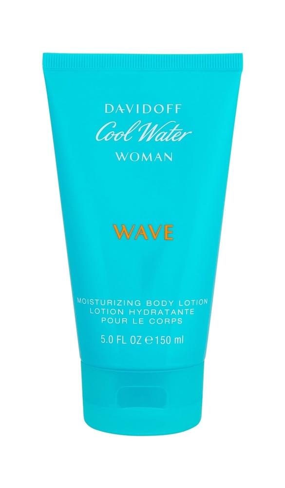 Davidoff Cool Water Wave Body Lotion 150ml Woman