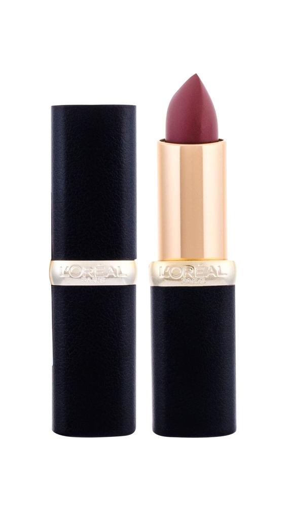 L/oreal Paris Color Riche Matte Lipstick 3,6gr 636 Mahogany Studs (Matt)