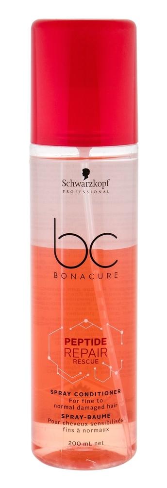 Schwarzkopf Bc Peptide Repair Spray Conditioner 200ml