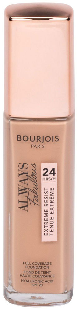 Bourjois Paris Always Fabulous 24H SPF20 Makeup 400 Rose Beige 30ml