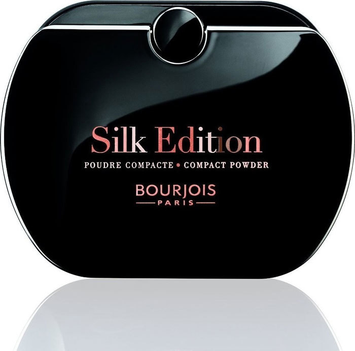 Bourjois Paris Silk Edition Compact Powder Powder 55 Golden Honey 9gr