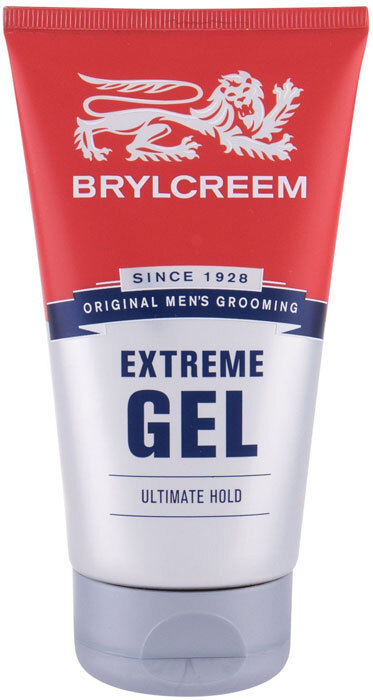 Brylcreem Gel Extreme Hair Gel 150ml (Extra Strong Fixation)