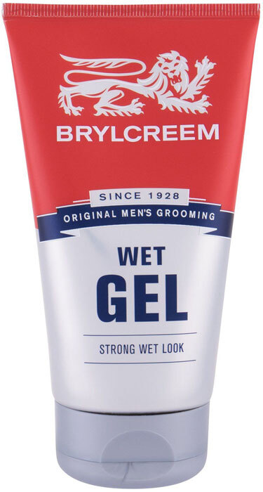 Brylcreem Gel Wet Hair Gel 150ml (Medium Fixation)