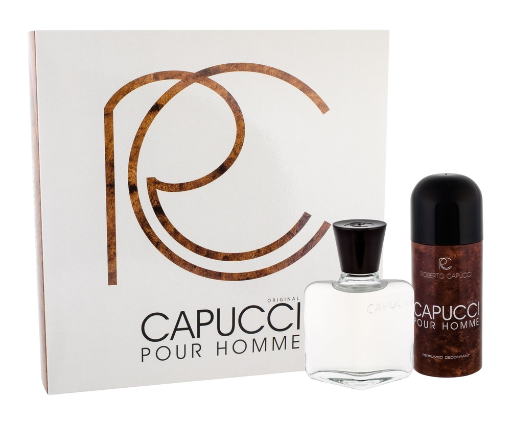 Roberto Capucci Capucci Pour Homme Aftershave Water 100ml Combo: Aftershave Water 100 Ml + Deodorant 150 Ml