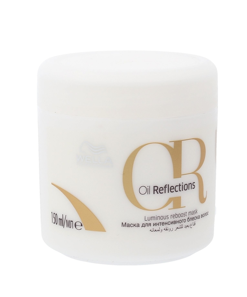 Wella Oil Reflections Hair Mask 150ml (All Hair Types)