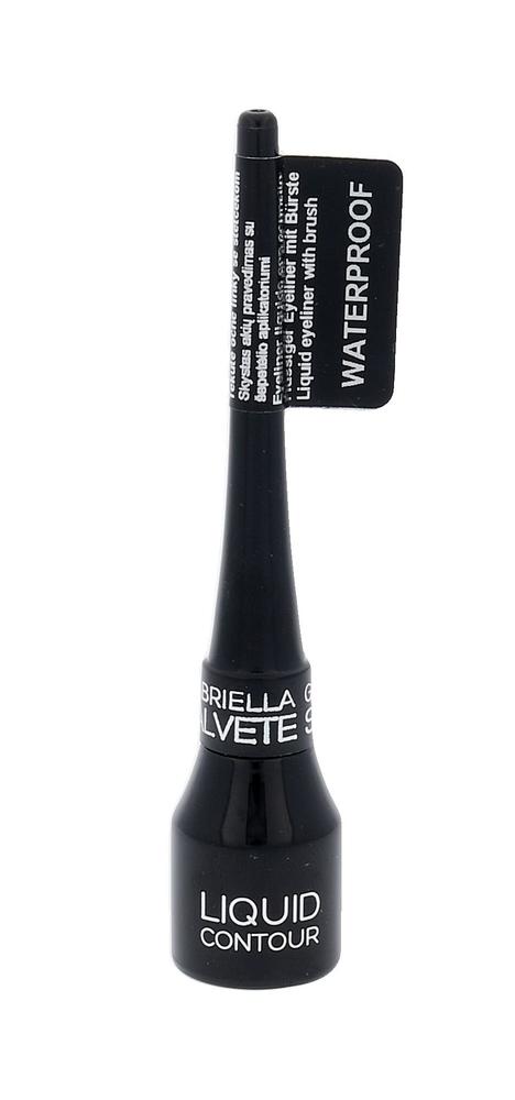 Gabriella Salvete Liquid Contour Eye Line 4ml Waterproof 09 (Liquid) oμορφια   μακιγιάζ   μακιγιάζ ματιών   eyeliners