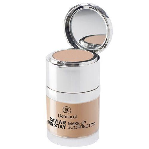 Dermacol Caviar Long Stay Make-up & Corrector Makeup 30ml 4 Tan