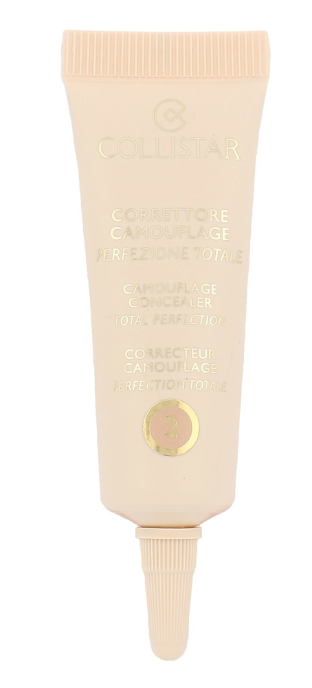 Collistar Camouflage Concealer Corrector 10ml 2 Medium oμορφια   μακιγιάζ   μακιγιάζ προσώπου   concealer