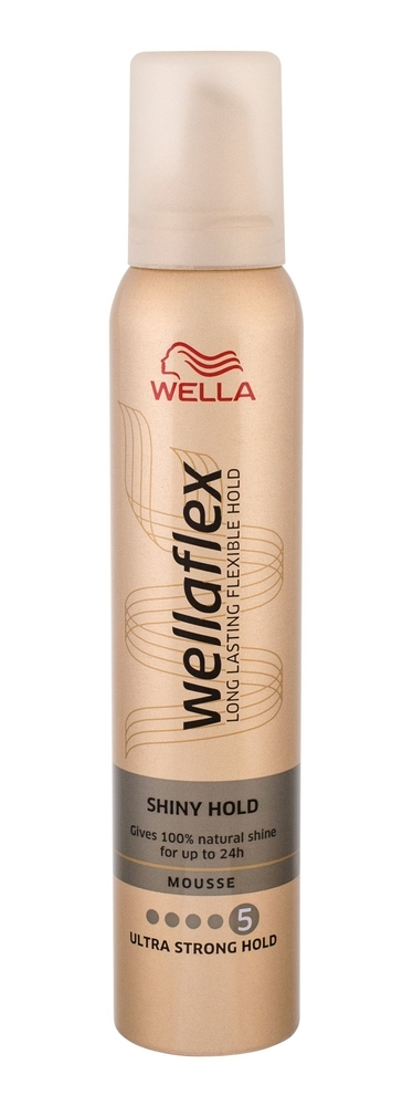 Wella Flex Shiny Hold Hair Mousse 200ml (Extra Strong Fixation) oμορφια   μαλλιά   styling μαλλιών   αφροί μαλλιών