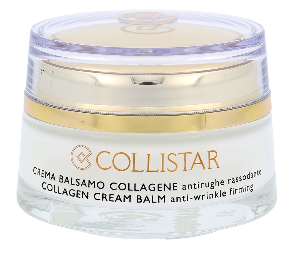 Collistar Pure Actives Collagen Cream Balm Day Cream 50ml (Wrinkles - All Skin Types)