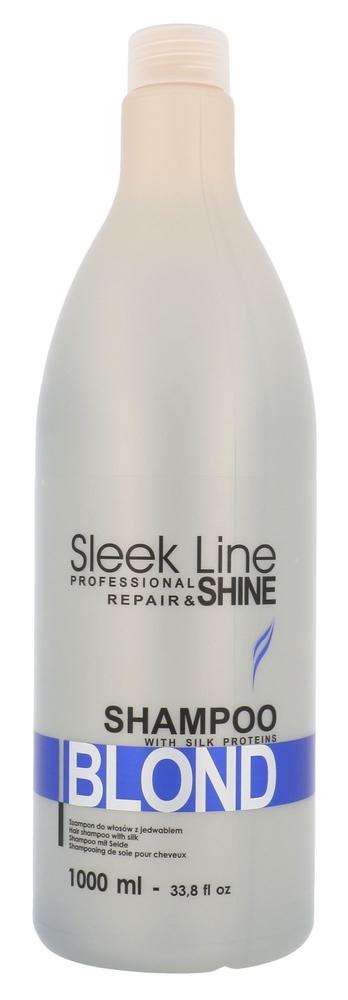 Stapiz Sleek Line Blond Shampoo 1000ml (Blonde Hair)