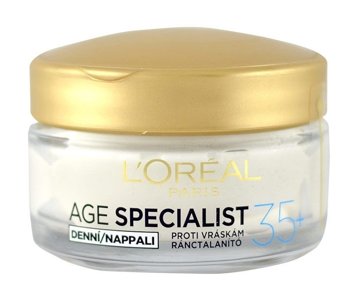 L/oreal Paris Age Specialist 35+ Day Cream 50ml (First Wrinkles - All Skin Types)