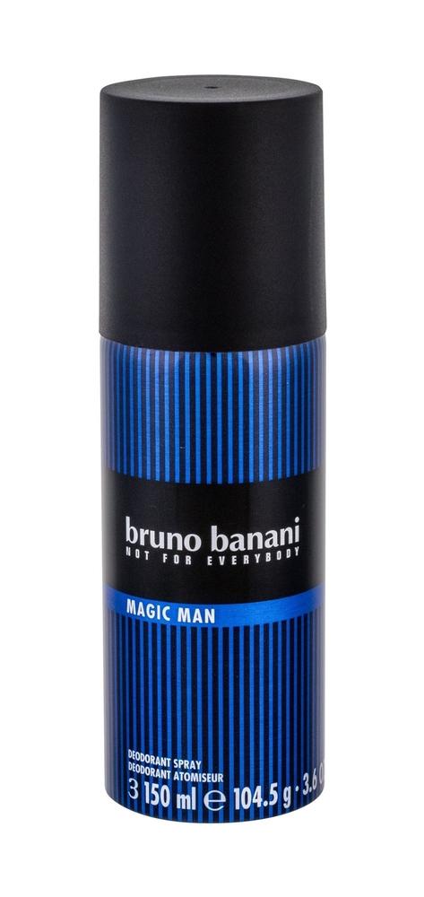 Bruno Banani Magic Man Deodorant 150ml (Deo Spray)