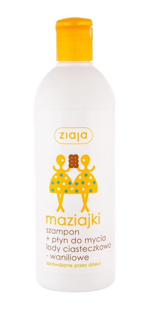 Ziaja Kids Cookies 'n' Vanilla Ice Cream Shower Gel 400ml