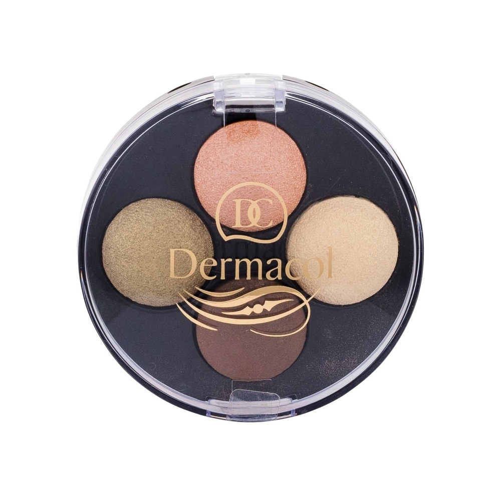Dermacol Quattro Baked Eye Shadow 5gr 6