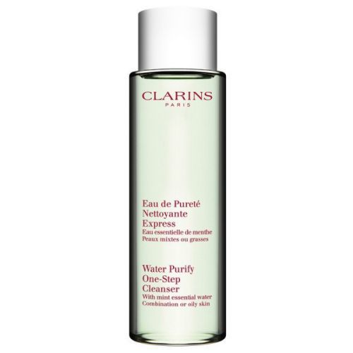 Clarins Water Purify One Step Cleanser Cleansing Water 200ml (Oily - Mixed) oμορφια   πρόσωπο   καθαρισμός προσώπου
