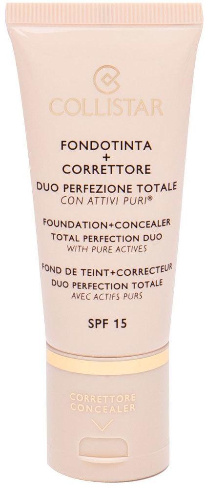 Collistar Foundation + Concealer SPF15 Makeup 1 30ml