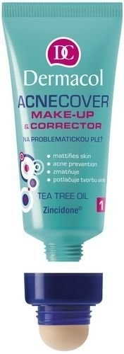 Dermacol Acnecover Make-up & Corrector Makeup 30ml 1