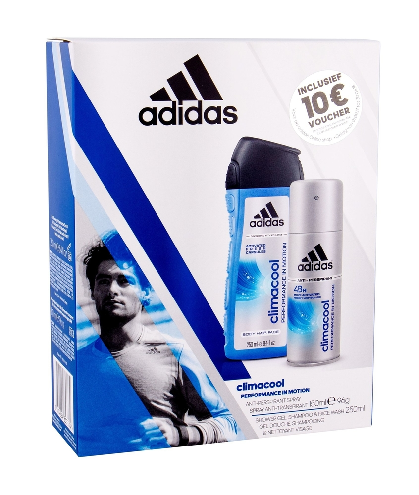 Adidas Climacool 48h Antiperspirant 150ml (Deo Spray)