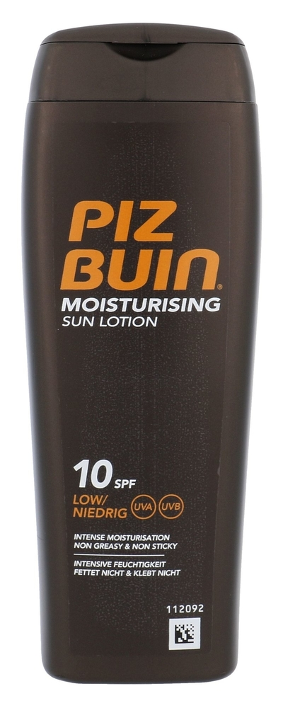 Piz Buin In Sun Sun Body Lotion 200ml Spf10