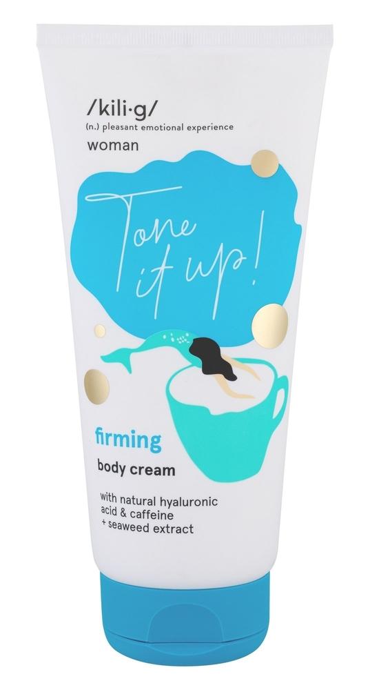 Kili·g Woman Firming Body Cream 200ml