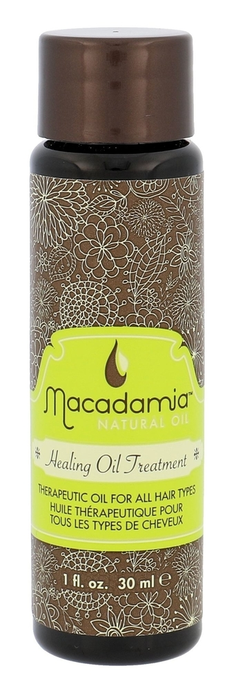 Macadamia Professional Natural Oil Healing Oil Treatment Hair Oils And Serum 30ml (All Hair Types)